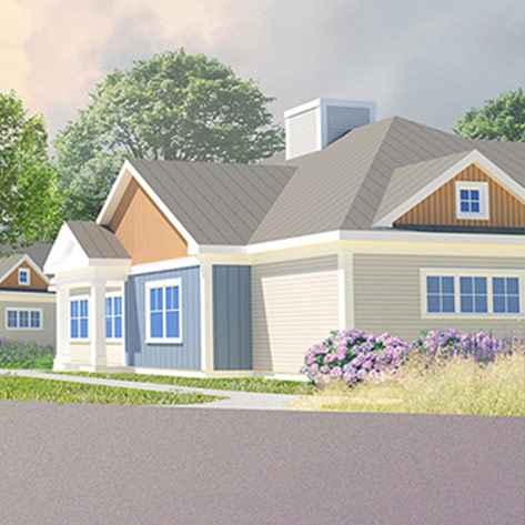 Franklin project to create residences for 42 adults with autism